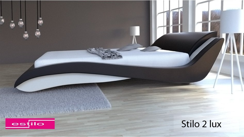 �243żko do sypialni stilo2 lux 180x200 estilo �243żka do