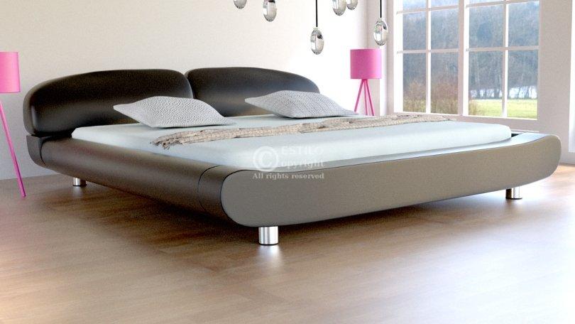 łóżko Tapicerowane Kalisto 180x200 Tkanina