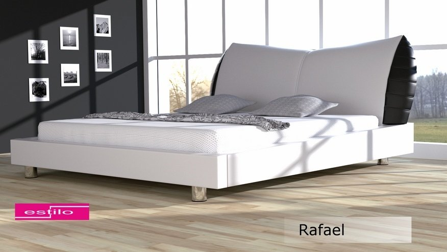 łóżko Sypialniane Rafael Meble Do Sypialni