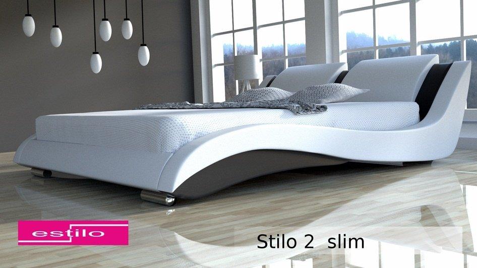 łóżko Młodzieżowe Stilo 2 Slim 120x200