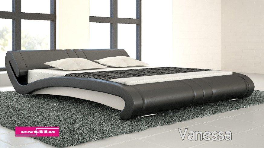 łóżko Do Sypialni Vanessa 160x200 Estilo łóżka Do Sypialni