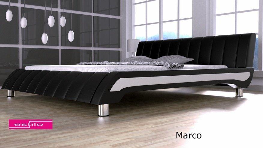 łóżko Sypialniane Marco Meble Do Sypialni