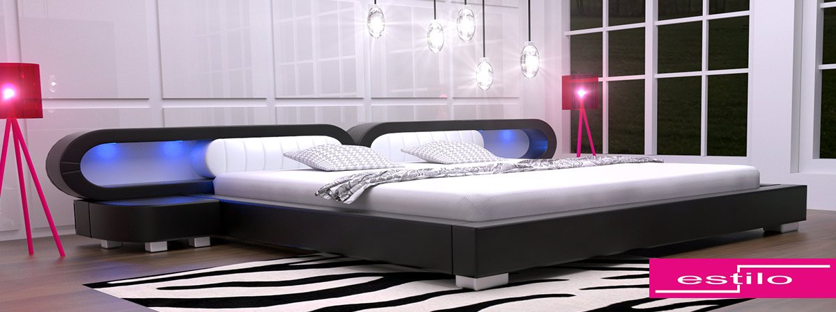 Estilo łóżka Do Sypialni